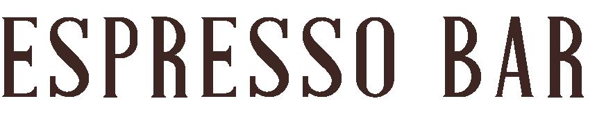 エスプレッソコーヒーを中心としたドリンクのご紹介